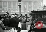 Image of Raymond Poincaré Paris France, 1919, second 6 stock footage video 65675029216