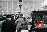 Image of Raymond Poincaré Paris France, 1919, second 9 stock footage video 65675029216