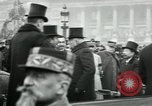 Image of Raymond Poincaré Paris France, 1919, second 10 stock footage video 65675029216