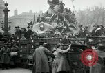 Image of doves released in celebration Paris France, 1919, second 2 stock footage video 65675029217