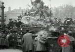 Image of doves released in celebration Paris France, 1919, second 3 stock footage video 65675029217