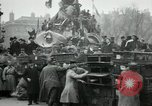 Image of doves released in celebration Paris France, 1919, second 6 stock footage video 65675029217