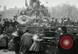 Image of doves released in celebration Paris France, 1919, second 8 stock footage video 65675029217