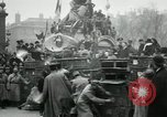 Image of doves released in celebration Paris France, 1919, second 10 stock footage video 65675029217