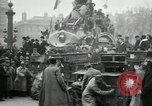Image of doves released in celebration Paris France, 1919, second 11 stock footage video 65675029217