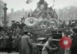 Image of doves released in celebration Paris France, 1919, second 12 stock footage video 65675029217