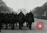 Image of Allied troops Paris France, 1919, second 7 stock footage video 65675029218