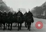 Image of Allied troops Paris France, 1919, second 8 stock footage video 65675029218