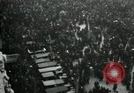 Image of aerial view celebration of Alsace-Lorraine return to France Paris France, 1919, second 3 stock footage video 65675029219