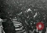 Image of aerial view celebration of Alsace-Lorraine return to France Paris France, 1919, second 5 stock footage video 65675029219
