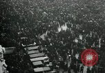 Image of aerial view celebration of Alsace-Lorraine return to France Paris France, 1919, second 6 stock footage video 65675029219