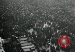 Image of aerial view celebration of Alsace-Lorraine return to France Paris France, 1919, second 7 stock footage video 65675029219