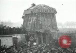Image of German airplane dismantled by crowd Paris France, 1919, second 5 stock footage video 65675029220