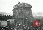 Image of German airplane dismantled by crowd Paris France, 1919, second 8 stock footage video 65675029220