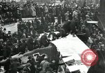 Image of German airplane dismantled by crowd Paris France, 1919, second 11 stock footage video 65675029220