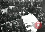 Image of German airplane dismantled by crowd Paris France, 1919, second 12 stock footage video 65675029220