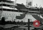 Image of Red Cross nurses return to United States Saint Nazaire France, 1919, second 6 stock footage video 65675029221