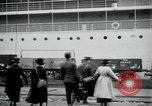 Image of Red Cross nurses return to United States Saint Nazaire France, 1919, second 9 stock footage video 65675029221