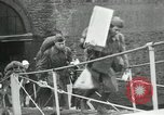 Image of American 42nd Coast Artillery return from World War I Saint Nazaire France, 1919, second 4 stock footage video 65675029222