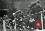 Image of American 42nd Coast Artillery return from World War I Saint Nazaire France, 1919, second 6 stock footage video 65675029222