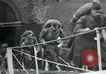 Image of American 42nd Coast Artillery return from World War I Saint Nazaire France, 1919, second 8 stock footage video 65675029222