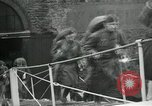 Image of American 42nd Coast Artillery return from World War I Saint Nazaire France, 1919, second 9 stock footage video 65675029222