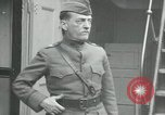 Image of American 42nd Coast Artillery Saint Nazaire France, 1919, second 5 stock footage video 65675029223