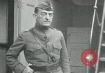 Image of American 42nd Coast Artillery Saint Nazaire France, 1919, second 9 stock footage video 65675029223