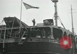 Image of Steam Ship Kroonland Saint Nazaire France, 1919, second 4 stock footage video 65675029224