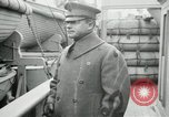 Image of American 64th Coast Artillery returning home Saint Nazaire France, 1919, second 5 stock footage video 65675029226