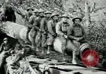 Image of U.S. Army 52nd and 53rd Coast Artillery World War I Belleville France, 1918, second 4 stock footage video 65675029235