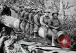 Image of U.S. Army 52nd and 53rd Coast Artillery World War I Belleville France, 1918, second 9 stock footage video 65675029235
