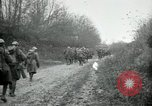 Image of US Army 28th Infantry in World War 1 Chevenges France, 1918, second 2 stock footage video 65675029236