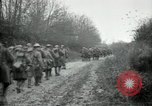 Image of US Army 28th Infantry in World War 1 Chevenges France, 1918, second 7 stock footage video 65675029236
