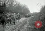 Image of US Army 28th Infantry in World War 1 Chevenges France, 1918, second 8 stock footage video 65675029236