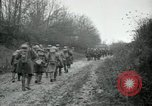 Image of US Army 28th Infantry in World War 1 Chevenges France, 1918, second 9 stock footage video 65675029236