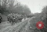 Image of US Army 28th Infantry in World War 1 Chevenges France, 1918, second 10 stock footage video 65675029236