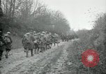 Image of US Army 28th Infantry in World War 1 Chevenges France, 1918, second 11 stock footage video 65675029236