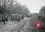 Image of US Army 28th Infantry in World War 1 Chevenges France, 1918, second 12 stock footage video 65675029236