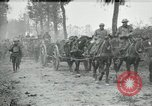 Image of US Army occupation of Chevenges Nouart and Romagne France, 1918, second 3 stock footage video 65675029237