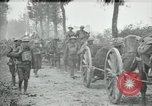 Image of US Army occupation of Chevenges Nouart and Romagne France, 1918, second 9 stock footage video 65675029237
