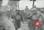 Image of US Army occupation of Chevenges Nouart and Romagne France, 1918, second 12 stock footage video 65675029237