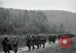 Image of American General Frank Parker in World War I France, 1918, second 2 stock footage video 65675029240