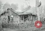 Image of American 6th Army artillery shelling World War 1 Exermont France, 1918, second 1 stock footage video 65675029242
