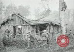 Image of American 6th Army artillery shelling World War 1 Exermont France, 1918, second 7 stock footage video 65675029242