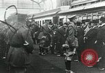 Image of Edmund Allenby Cairo Egypt, 1918, second 2 stock footage video 65675029247