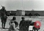 Image of Turkish prisoner in World War 1 Palestine, 1918, second 9 stock footage video 65675029257