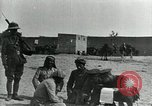 Image of Turkish prisoner in World War 1 Palestine, 1918, second 12 stock footage video 65675029257