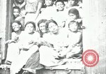 Image of Mexican women and children of Federal Soldiers Mexico City Mexico, 1914, second 4 stock footage video 65675029260