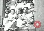 Image of Mexican women and children of Federal Soldiers Mexico City Mexico, 1914, second 7 stock footage video 65675029260
